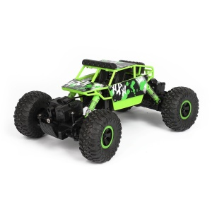 Poder X S-001 2.4ghz Rc Carro Off-road Alpinista - Verde