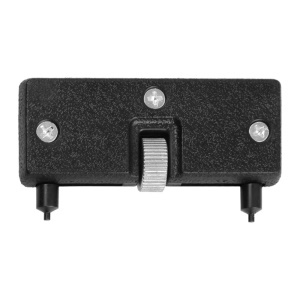 Adjustable Watch Opener Wrench Back Case Battery Remover Screw Wrench Repair Watchmaker Tool - Black