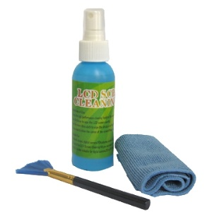 Professional Dustproof and Cleaning Kit for Wii