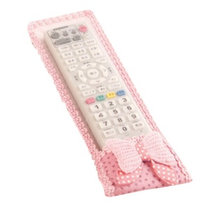 TV Air Conditioning Lace Remote Control Case Cover, Size: 24 x 8cm