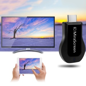 2.4G Wireless WiFi Display Receiver Dongle Digital Media Video Screen Push Miracast