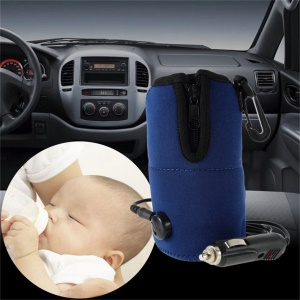 12V Car Auto Travel Baby Infant Food Milk Water Bottle Drink Cup Warmer Heater