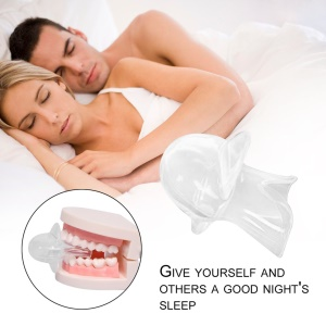 Anti Snoring Sleep Aid Device Stop Snoring Device Snore Stopper Tongue Guard