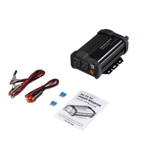 1000W Car Power Inverter DC12V to AC110V Modified Charger Power Converter