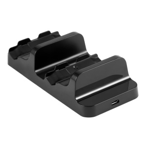 Dual Charging Dock for XBox One Wireless Controller with Two Battery Pack