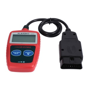 AC618 Universal Scanner Diagnostic Code Reader OBD II Car Diagnostic Tool