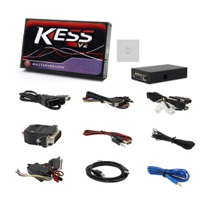 KESS V5.017 OBD2 Manager Tuning Kit Auto Truck ECU Programmer for Car Vehicle