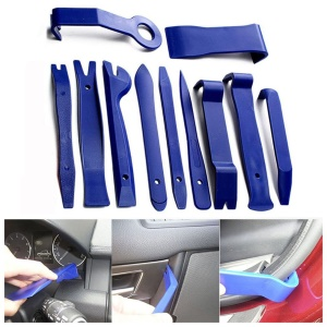 11 PCS Portable Car Removal Kit Durable Auto Interior Radio Panel Repair Tool