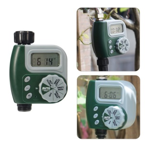 Automatic LCD Display Digital Garden Irrigation Controller DIY Water Tap Timer