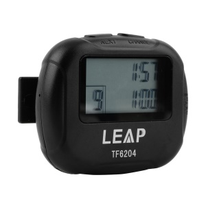 TF6204 Training Electronics Interval Timer Sports Boxing Segment Stopwatch