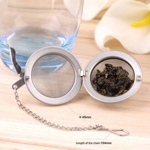 Stainless Steel Kettles Infuser Strainer Tea Filter