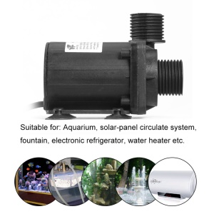 DC 24V 3.8M Magnetic Electric Centrifugal Water Pump for Aquarium