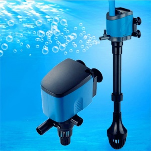 3 in 1 Submersible Pump Filtration Cycling Oxygenation System for Aquarium - ZY-V5-45W