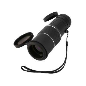 30x52 Dual Focus HD Optical Monocular Portable Day Hunting Telescope with Dustproof Cover