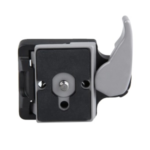 Camera 323 Quick Release Clamp Adapter for Manfrotto 200PL-14 Compat Plate