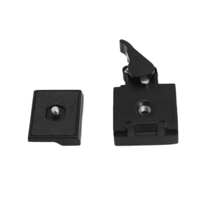 Camera Tripod Quick Release Plate Screw Adapter Mount Head for SLR Camera