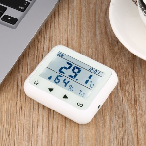 SECRUI KR-TD32 Temperature&Humidity Sensor Thermometer&Humidity Detect Alarm