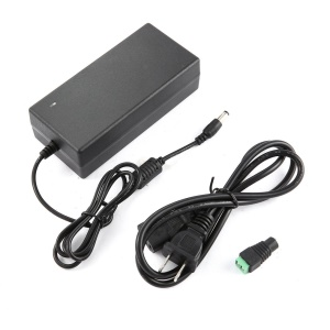 12V 5A Universal AC/DC Power Supply Adapter for Household Electronics Charger - US Plug