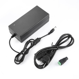 12V 3A AC/DC Power Supply Adapter for Household Electronics Charger Cord - US Plug
