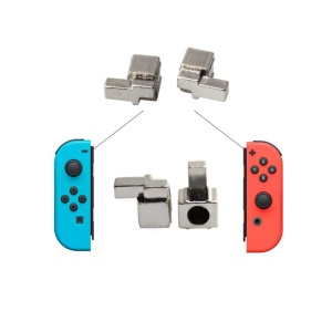 Repair Tool Parts Buckle Lock for NS Nintendo Switch with 2PCS Screwdrivers