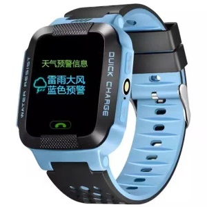 Children Study Play Touch Screen Smart Watch Outdoor Tracker SOS Watch