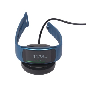 Charging Cradle Smart Watch Charger Dock for Samsung Gear Fit2