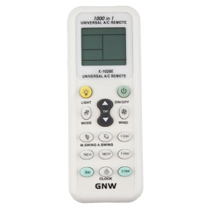 K-1028E Universal LCD A/C Remote Control for Air Conditioners