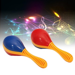 ORFFWORLD Plastic Baby Child Early Musical Education Instrument Rattle