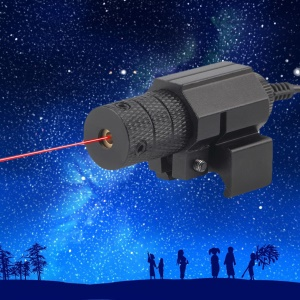 Tactical Red Laser Sight with Tail Switch Remote Switch Scope for Hunting