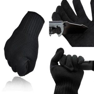 Stainless Steel Wire Cut Resistant Anti-Cutting Safety Protective Gloves