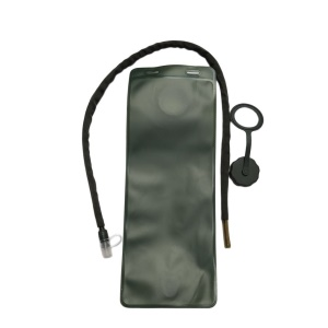 3L Hydration Water Bag Survival Water Pouch for Camping Hiking Climbing