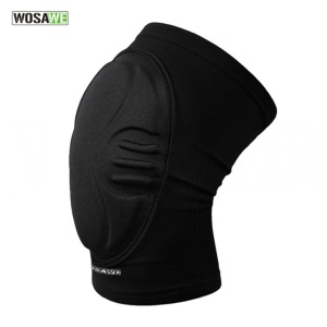 WOSAWE 1PC Outdoor Extreme Sports Kneecap Unisex Knee Protector for Adults