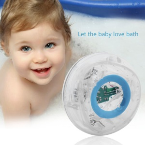 Waterproof Bathroom LED Light Ball Toys Kids Children Funny Multi-color Light Bath Toy