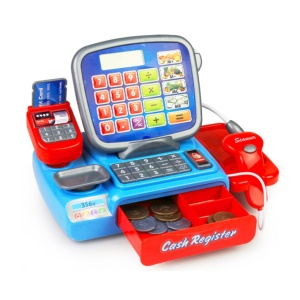 Kids Electronic Cash Register Calculator Toys