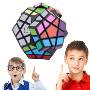 12-side Magic Cube Puzzle Twist Toy 3D CUBE Education Gift