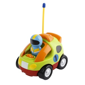 Kids Baby Toddlers Cartoon Astronaut R/C Race Car Radio Control Toy Kids Gift