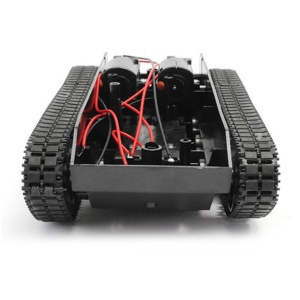 Robot Tank Chassis Light Damping balance Tank Robot Chassis for Arduino SCM