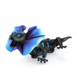 Innovative Infrared Control Lizard Robot with Lifelike Crawl Funny Tricky Toy