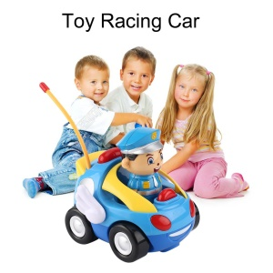 High Simulation Telecontrol Mini Kids Toy Electric Racing Car Model Kit