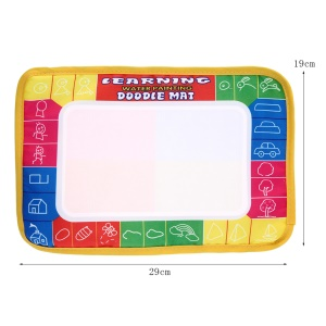 Baby Water Drawing Painting Writing Mat Board and Pens Doodle Games Kids Toys
